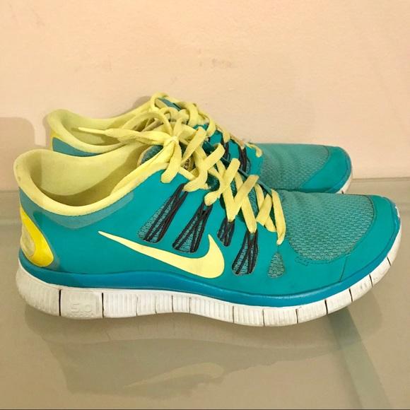 873d0897a2ad6 Women s Nike Free 5.0+ Running Shoes. M 5a9605f505f4306935086120